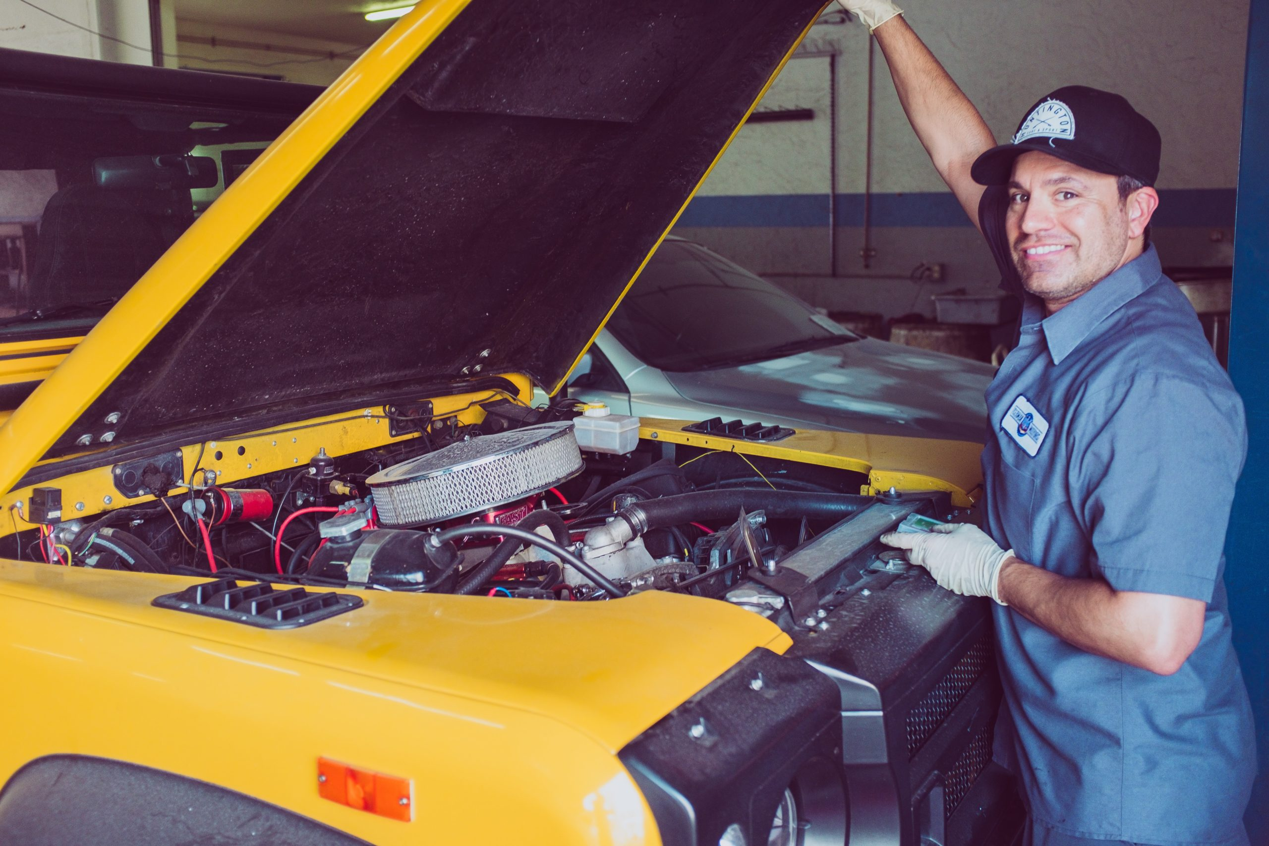 auto repair shop chicago